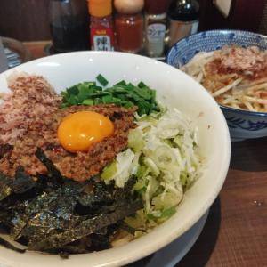 ラーメン・つけ麺 笑福 鳥取発あっさり関西風二郎系|つけ麺、台湾まぜそば訪問レポあり