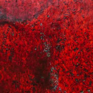 赤いグランジテクスチャモバイル壁紙