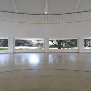 【作品のない展示室】世田谷美術館 見どころは建物と砧公園の景色「何も見てないのに良いもん見たわ」