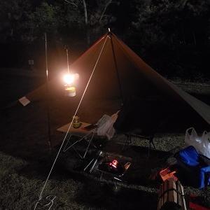 茨城   神栖の狼。 日浜川で魚介祭り。 ④