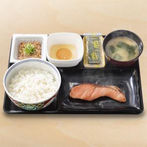 吉野家の朝定食もおかわり無料!おすすめは焼魚牛小鉢+単品玉子!大盛り二杯もいけるかも?