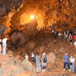 [歴史と自然が作り出す異空間]県の天然記念物に指定される神秘の洞窟「河内の風穴」へ行ってきた! / 犬上郡多賀町