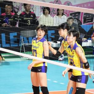 10/17 東レアローズ女子の2020-2021シーズンが始まる!滋賀でのホームゲームはいつ?