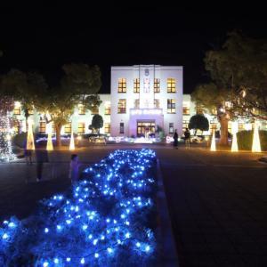 今年も「豊郷小学校旧校舎群ライトアップ&イルミネーション」が開催されるようです! / 犬上郡豊郷町