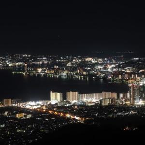 11/7から「比叡山プレミアムナイトバスツアー」が開催される!1000万ドルの夜景を楽しもう!