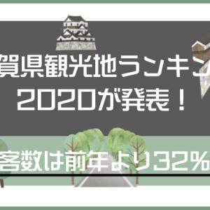滋賀県観光地ランキング2020が発表!観光客数は前年より32%減少。