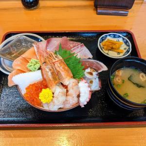 北海道から直送!『おいちゃん』でコスパ抜群の海鮮丼を食べてきました / 彦根市
