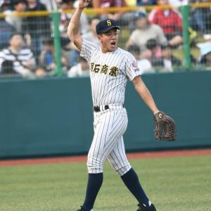【高校野球】明石商高校ナンバーワン外野手、甲子園で見れないかな!!