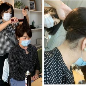 顔タイプで違う着物のヘアスタイル