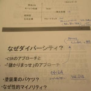瀬地山角東京大学教授の講義「ジェンダー論の基本」を拝聴しました LGBT、QIAP、SOGIとコンセプト進化中