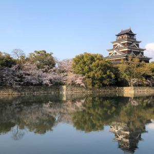 広島城・・・チーム名のカープも、ここから命名されました