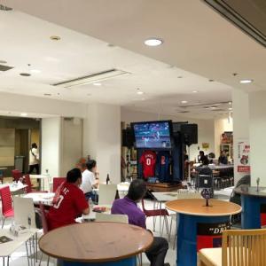 広島・紙屋町の地下街シャレオにカープ空間誕生 飲食スペースもあります