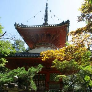 広島の隠れたパワースポット三瀧寺・・・3つの滝が流れる高野山真言宗の寺院で森林浴とマイナスイオン浴