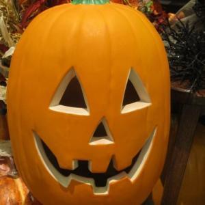 10月31日はハロウィン・・・新型コロナウイルスの影響もありオンライン・ハロウィンになるんでしょうか?