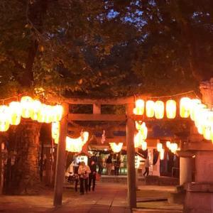 ご近所の氏神さまを参拝してきました 日本って、いいですね