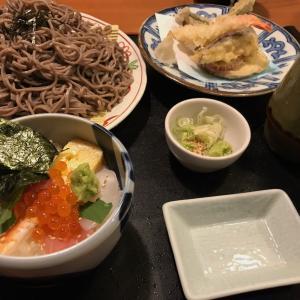 349)_コロナ禍ですが、夕飯を外食しました( ´ ▽ ` )