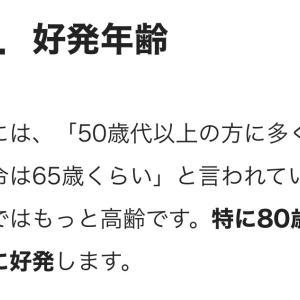 573)_傘寿の母親の体調が悪しです(T ^ T)