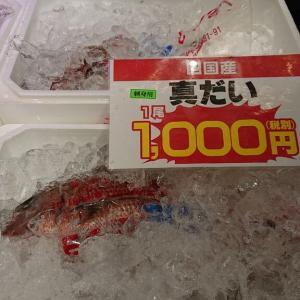 海鮮市場で新鮮な魚をお得にお買い物♪