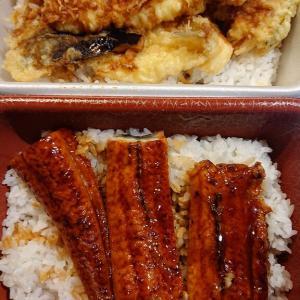 天ぷら天八 天丼とうな丼半額!