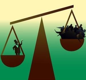 非情にも格差は今後「急速に」拡大していく