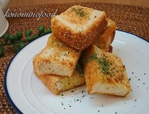 簡単しゃかしゃかパン