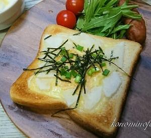明太餅チーズパン