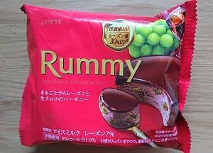 ロッテRummyアイス