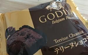 ゴディバ テリーヌショコラ