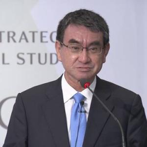 【河野防衛相】「習主席の訪日、歓迎するためには中国側が姿勢を改善する必要がある」