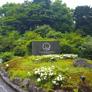 念願叶い THE HIRAMATSU HOTELS&RESORTS 仙石原 にチェックイン