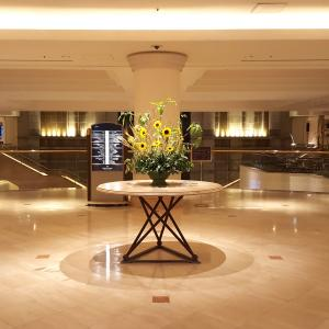 母と二人 ヨコハマグランドインターコンチネンタルホテルにお泊まり ♡ 横浜ホテルステイ その2