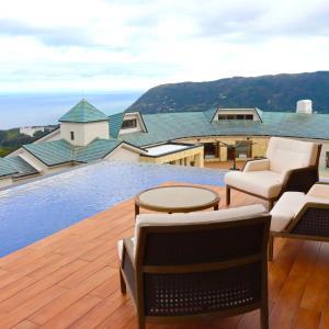 伊豆 熱川高原のヒルトップに佇む絶景ホテル 伊豆ホテル リゾート&スパ にチェックイン