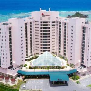 8月の沖縄 SPGカード無料宿泊特典でお得に泊まれるのホテルはどこ?