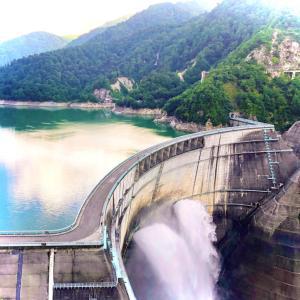 2020年 黒部ダム コロナ渦での観光 ブログレビュー