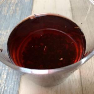 紫根チンキ作り