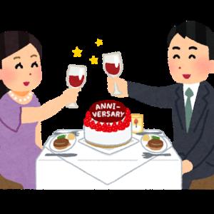 アストるるぶ①~結婚記念日編~