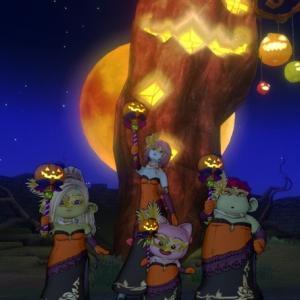 楽しいハロウィン!