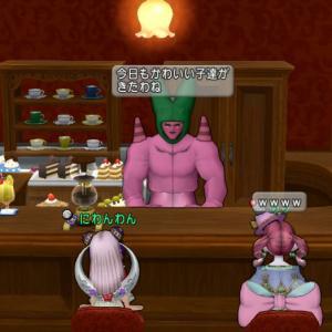 純喫茶の家具セット!