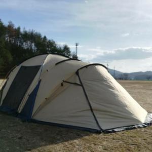 初めてのマイホーム~わが家のテント選び~