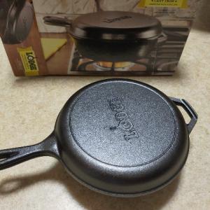 キャンプギア『おしゃれに見える?鉄の調理器具