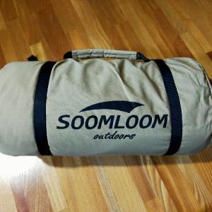 新たなタープを購入!『Soomloom tcレクタタープ』