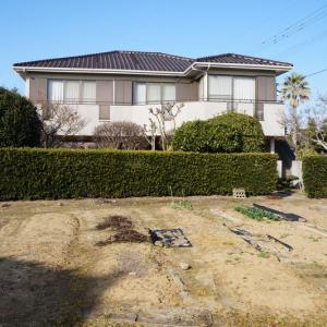 物件情報ブログ更新しました。畑付き駐車4台以上 収納タップリ中古住宅