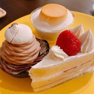 甘いもの食べてばかり!北海道の柳月の激安ケーキ