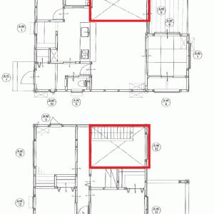 リビング階段 吹き抜けの暖房効率について