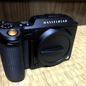 【機材紹介】Hasselblad X1D-50c レビュー