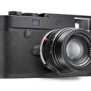 ライカが4,000万画素モノクロ専用カメラ「M10モノクローム」を発表しました