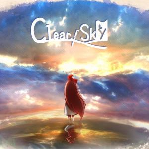【少女と絵とパズルのゲーム】Clear Skyの出だしだけ‼︎