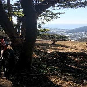 BMXでジャンプ練習@うみかぜ公園