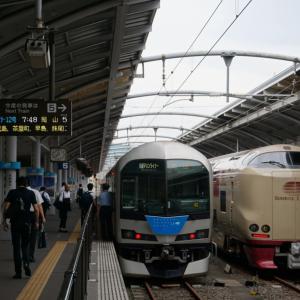 2019ログ③-1 いざ高松へ!初サンライズ乗車の巻。