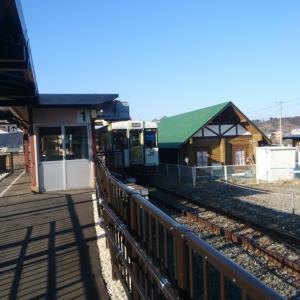 プチ駅ログ#1  気仙沼線柳津駅
